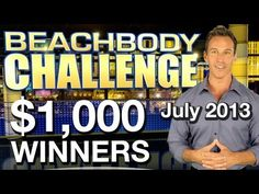 ▶ Check our our July $1,000 Monthly Winners of The Beachbody Challenge! #BeachbodyChallenge #EndTheTrend
