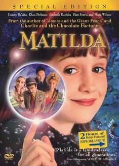 Rent Matilda starring Mara Wilson and Danny DeVito on DVD and Blu-ray. Get unlimited DVD Movies & TV Shows delivered to your door with no late fees, ever. One month free trial! Netflix Movies For Kids, Family Movies, Great Movies, Movies To Watch, Awesome Movies, 1990s Kids Movies, Netflix Dvd, Abc Family, Disney Movies