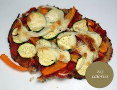 meg-made: Cauliflower pizza 5 2 Diet, Fast Food Diet, Healthy Diet Tips, Paleo Diet, Healthy Eating, Healthy Meals, Healthy Food, Gluten Free Recipes, Diet Recipes