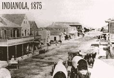 Indianola, Texas This is where my grandfather, Edward Knopp, landed from Germany to settle in Fredericksburg, Texas.  It was later destroyed by a hurricane.