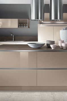 Nice Kitchen, Kitchen Ideas, Küchen Design, Schmidt, Cool Kitchens, Bungalow, Cooking, House, Houses