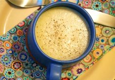 When it's cold and rainy out, what's better than a warming bowl of soup? Well, here's a rich and flavorful soup that you can whip up in under an hour. It features cauliflower, a vegetable that has one of the lowest levels of pesticide residue found on produce, and is packed with Vitamin C and potassium. This soup gets its flavor from sautéed onions, garlic, and dried thyme. There's no need for chicken or vegetable stock here, water will do just fine. After all of the ingredients have…