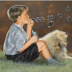 Bubbles by Barry Westcott
