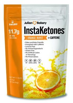 InstaKetones™ +Organic Caffeine (Exogenous Ketones) (30 Servings). Ketone bodies (ketones) are energy sources that are produced and burned under special metabolic conditions such as starvation and high fat consumption (ketogenic diets). Ketones are a super fuel that can be efficiently used by the muscles and the brain, where they generate more energy (ATP) per unit of oxygen consumed than do carbohydrates, protein, or fat.