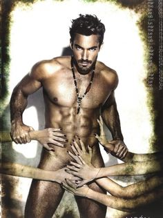 Aaron Diaz...I have no idea who this is , I just came across this, but he's definitely worth pinning ;-)