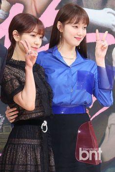 Kyung Park, Lee Sung Kyung, Park Shin Hye, Weightlifting Fairy Kim Bok Joo Fanart, Cha Eun Woo Astro, Yoona, Kdrama, Fan Art, Photoshoot