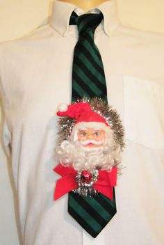 Image result for ugly christmas ties | goodwill | Pinterest ...