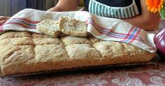 Baka snabbt och gott till många: Vardagsbröd i långpanna   Land.se Bread, Land, Brot, Baking, Breads, Buns