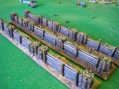 Great scratch built earthworks. Tutorial at the source.