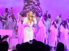 Mariah Carey's New York 'All I Want For Christmas Is You' Spectacular At The Beacon Theatre, Friday, December 16th, 2016, Reviewed