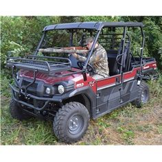 Quick Draw UTV Shooting Rail QD803-USR