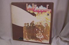 Led Zeppelin UK 1st Pressing - A2/B2 Matrix - $85.00