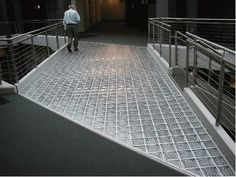 Glass Block Pavers 6 And 8 Glass Block Paver Floor