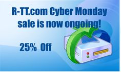 25% off Cyber Monday sale is now ongoing!