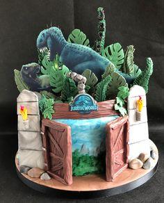 Baking, Children, Cake, Green, Kids, Pie Cake, Pastel, Patisserie, Backen