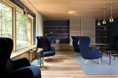 Library / Sistem Interior Architects