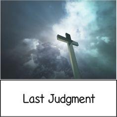Last Judgment Matthew - 25:31-46 (Y1-32)