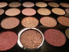 Make-up revolution eyeshadows