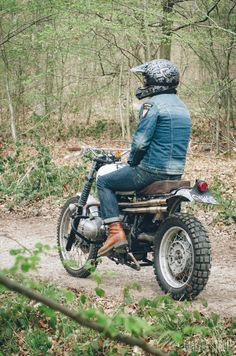 BMW Scrambler #motorcycles #scrambler #motos | caferacerpasion.com