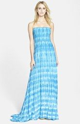 Young, Fabulous & Broke 'Lively' Strapless Maxi Dress
