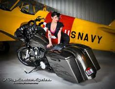 """jdogcustoms.com  Road Glide Street Glide Custom 26"""" Front Ends, Harley Davidson, paint, audio, air ride, extended bags, custom seat, handlebars. Pin up style"""
