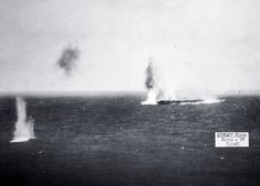 Lot-2406-110:  Japanese Shokaku class aircraft carrier under attack.  This image is probably, Shokaku, under attack during the Battle of Coral Sea, on the morning of May 8, 1942, under attack by planes from USS Yorktown (CV 5).  Note the similarities between this photograph and 80-G-17025, 17027/ 17030 /17031/ 17422. Shokaku participated in the Japanese Attack on Pearl Harbor, the Battle of the Coral Sea, and the Battle of Santa Cruz Islands (Oct 42)...