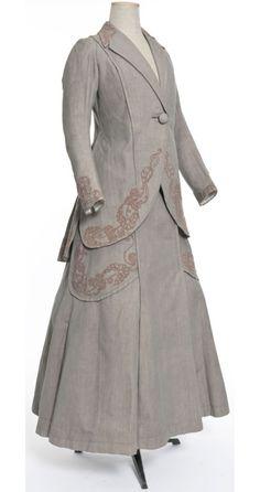 Suit, ca 1907 France, Les Arts Décoratifs