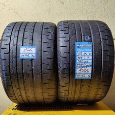 2 x 355 25 R21 107Y 4.5mm+ 4.5mm DOT 12 Pirelli-P-Zero Ref.10752 | eBay