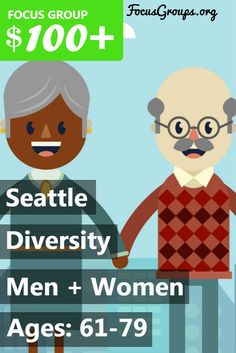 Fieldwork Seattle is. still recruiting people for our Diversity study! You could earn up to $200! If you are age 61-79, then we especially want to hear from you! Tag your parents, grandparents, or friends in the comments - if you refer someone who participates, you may be eligible for a $25 referral bonus! The study is ongoing, and takes place in our Kirkland office. Participants will attend 1 or 2 sessions on different days. Each session will last 1 hour, and participants will receive a…