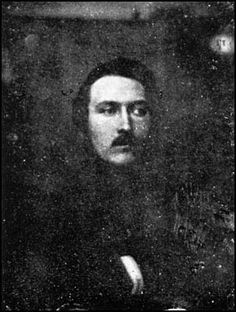This is a daguerreotype of Prince Albert from 1842.  It's the oldest known photograph of a member of the British royal family.