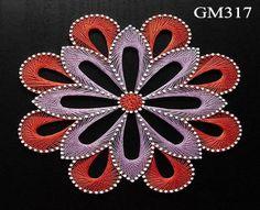 Tablou decorativ handmade String Art - 25 de modele! - Zumzi