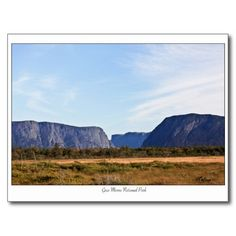 Get your hands on a customizable Park postcard from Zazzle. Find a large selection of sizes and shapes for your postcard needs! Art Prints For Home, Prints For Sale, Fine Art Prints, Fine Art Photography, Travel Photography, Newfoundland Canada, Canada Travel, Travel Pictures, Postcards