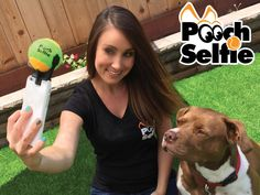Pooch Selfie: The Best Way to Capture Selfies with Your Dog! project video thumbnail