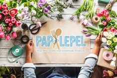 """Paplepel is an online shop featuring South Africa's very best Arts, Crafts and Homemade products. Our country has some of the most creative artist with unique, """"must have"""" products that exhibits their creations at Markets Nationwide."""