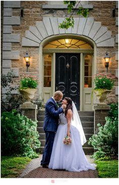 Mariage / Wedding – Strathmere, Ottawa – Rainy wedding By Genevieve Albert Photographer