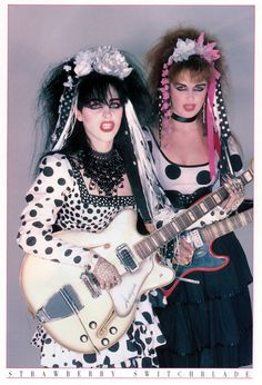 strawberry switchblade_fool's mate_march 1985