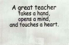 Here's to all #Great_Teachers Bella's and Beau's. A Blessed, and Happy midweek to you all ♥Bella♥