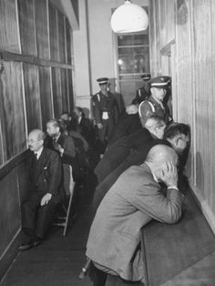 Japanese War Defendants Talk to Relatives and Friends as Military Police Look On Global Conflict, Military Police, Historical Images, Modern Times, Winston Churchill, Guy Pictures, Past Life, One In A Million, World War Ii