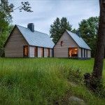 Contemporized Classic Vermont Cottages