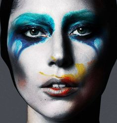 Lady Gaga: Every bit of me is devoted to love and art. And I aspire to try to be…