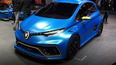 Renault profite du Salon de l'Automobile de Genève pour dévoiler une version survitaminée de la Zoé, la Renault Zoé e-Sport Concept, une voiture que nous vous proposons de découvrir sous toutes les coutures dans cette vidéo de présentation.