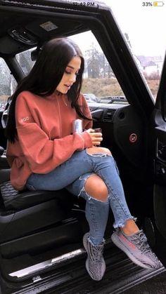GXG Imagines ❤ #fanfiction #Fanfiction #amreading #books #wattpad Hijab Casual, Casual Outfits, Fashion Outfits, Womens Fashion, Fashion Games, Ariana Grande Outfits Casual, Fashion 2017, Fashion Styles, Sneakers Fashion