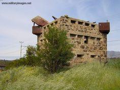 Boer War Blockhouse at Tulbagh.