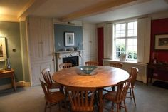 4 bedroom country house for sale in Main Street, Leicestershire - Rightmove. Elegant Dining Room, Property For Sale, Dining Table, Bedroom, House, Furniture, Ideas, Home Decor, Room