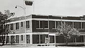 1919 - Conrad Hilton buys The Mobley, a hotel in Cisco, Texas. Over the next few years, he buys other Texas hotels. While business is strong, Mr. Hilton has greater ambitions. Chicago Airport, Airport Hotel, Hilton Hotels, Hotels And Resorts, Hilton Worldwide, Conrad Hilton, San Francisco Airport, Visit Texas, Local Hotels