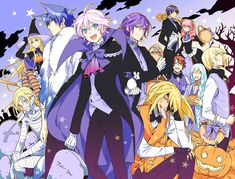 7 Prince, A Thousand Years, The Seven, Me Me Me Anime, Manga, Anime Boys, Other, Men, Thousand Years