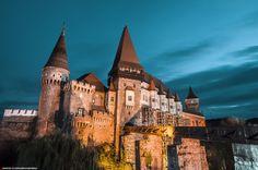 Corvin Castle by Salvatore Lio on 500px