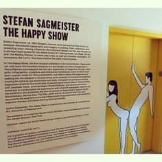 Stefan Sagmeister The Happy Show