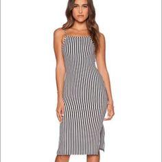 Pin striped dress Super hot dress MINKPINK Dresses