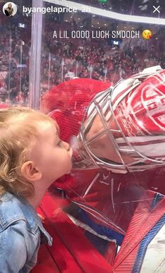 Why hockey players are the best all-around people in the sports world! Hockey Goalie, Hockey Mom, Field Hockey, Hockey Players, Funny Hockey, Hockey Girls, Bruins Hockey, Hockey Girlfriend, Love Quotes For Girlfriend